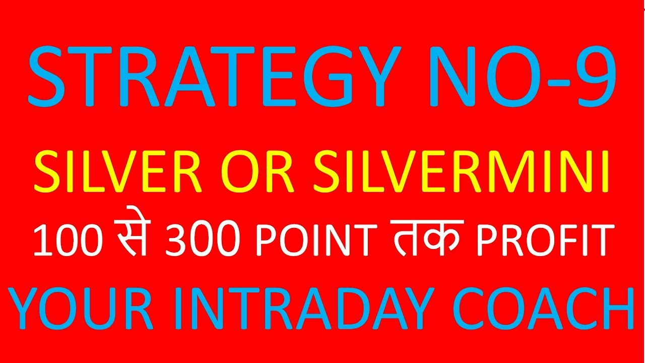 Trading Silver strateegia